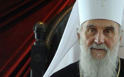 Εκοιμήθη ο Πατριάρχης Σερβίας Ειρηναίος από Κορωνοϊό