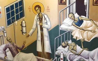Άγιος Ιωάννης ο Ρώσος : Η ίασης του καρκινοπαθούς ιατρού
