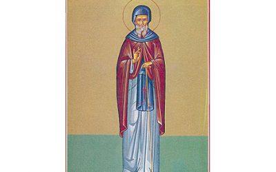 Όσιος Γεώργιος ο Χοζεβίτης, εορτάζει 8 Ιανουαρίου ε.ε.