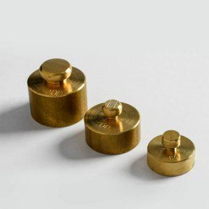 Δράμια σετ 3 τεμ 50 gr - 100gr - 200gr