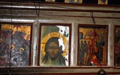Φάρσαλα: Ιερόσυλοι έκλεψαν εικόνες για 2η φορά από ναό