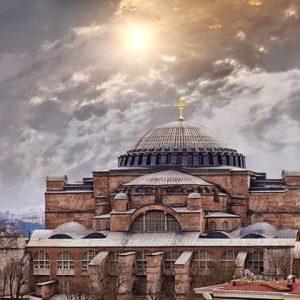 Άγιος Μακεδόνιος Β' Πατριάρχης Κωνσταντινούπολης, 25 Απριλίου ε.ε.