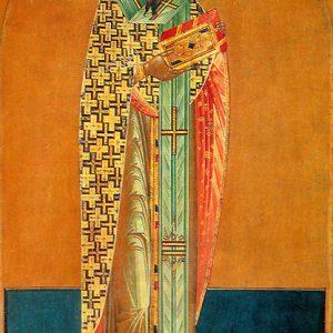 Άγιος Βασιλέας Ιερομάρτυρας Επίσκοπος Αμασείας, 26 Απριλίου ε.ε.