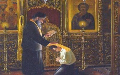 Ευχή : Η βασκανία δεν αμφισβητείται από την Εκκλησία